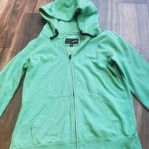 Hurley zip up